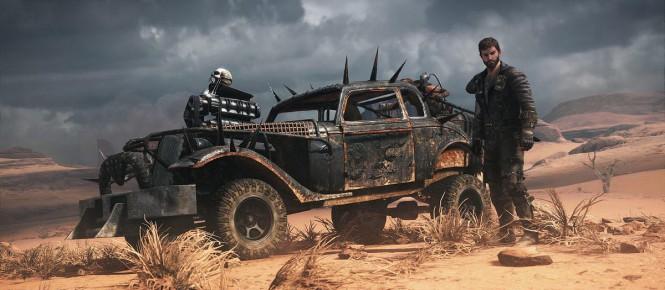 Du 1080p pour Mad Max