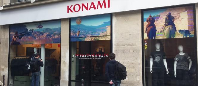 Ouverture du Metal Gear Store