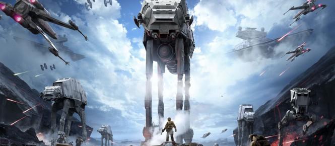 Star Wars Battlefront : la bêta datée