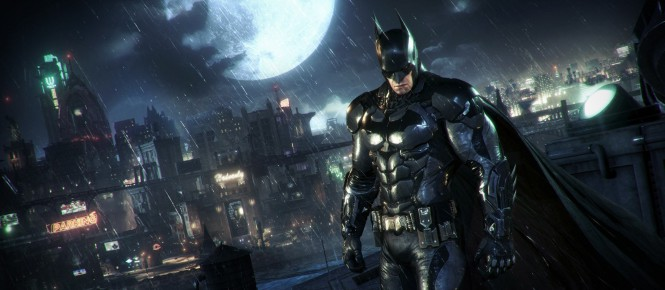 Batman : enfin le patch du PC
