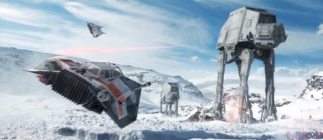 Star Wars Battlefront : la bêta sera ouverte