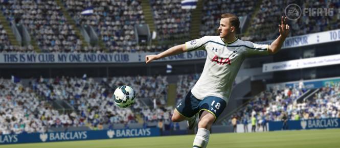 Une démo PSN pour FIFA 16