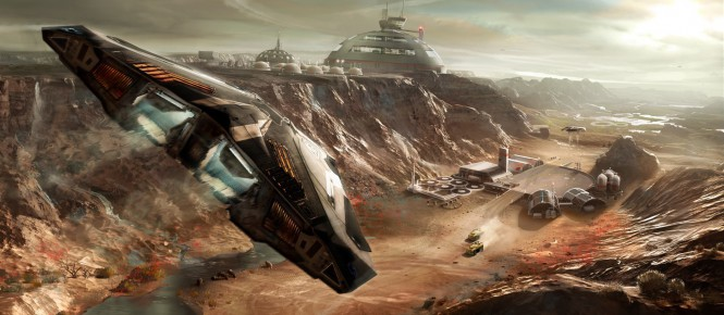 Elite Dangerous daté sur Xbox One