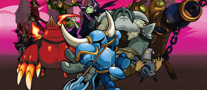 Shovel Knight date son DLC