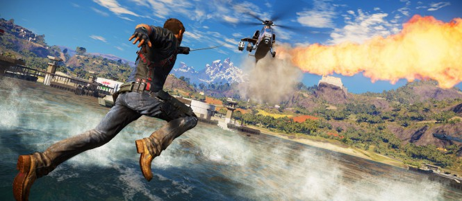 Vers un film Just Cause