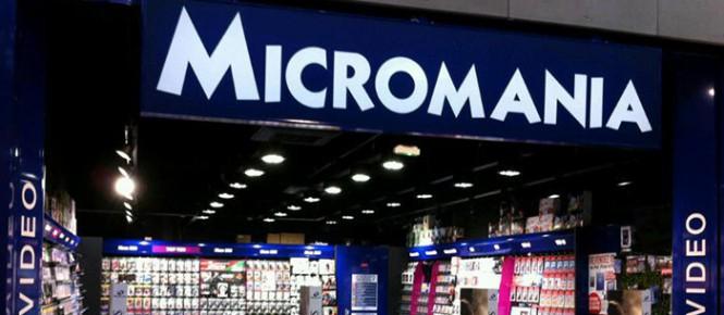 Des magasins pour les goodies chez Micromania