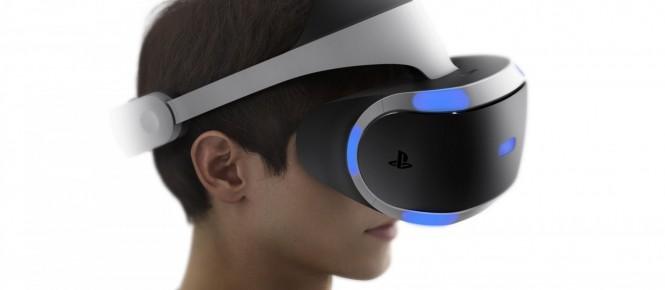 [TGS 2015] Projet Morpheus devient PlayStation VR
