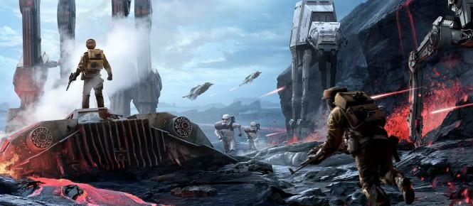 Star Wars Battlefront : la date de sortie de la bêta