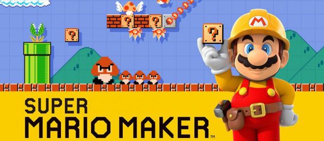 Le million pour Super Mario Maker