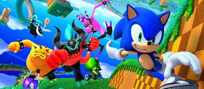 Sonic Lost World arrive sur PC
