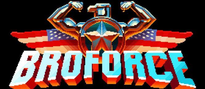 Une date de sortie pour BroForce
