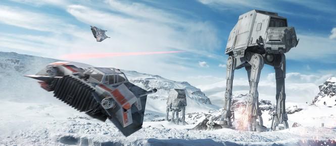 Star Wars Battlefront : 9 millions sur la bêta