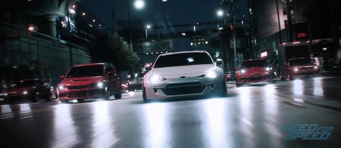 La bande-son de Need for Speed dévoilée