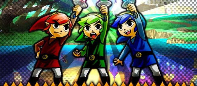 Zelda Tri Force Heroes lance sa démo