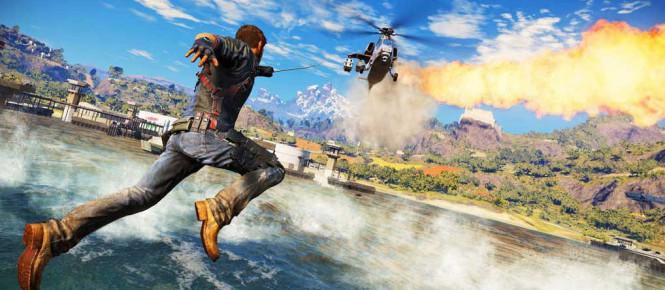 Xbox One : le poids de Just Cause 3