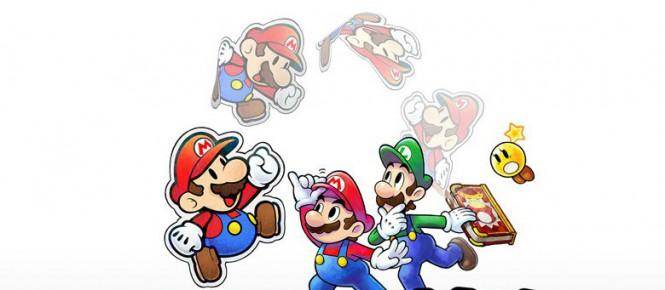 Une date pour Mario & Luigi Paper Jam Bros.