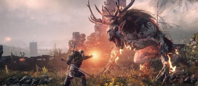 Nouveau patch pour The Witcher III