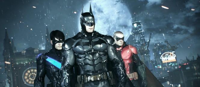 Batman Arkham Knight de retour sur PC