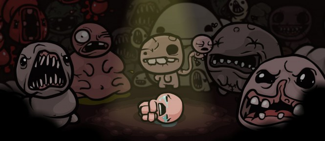 The Binding of Isaac Rebirth prend date sur l'eShop