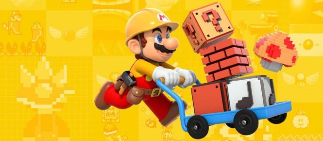 Une grosse MàJ pour Super Mario Maker