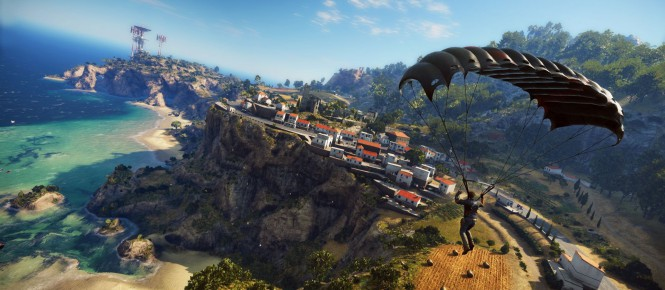 Avalanche Studios (Just Cause) licencie