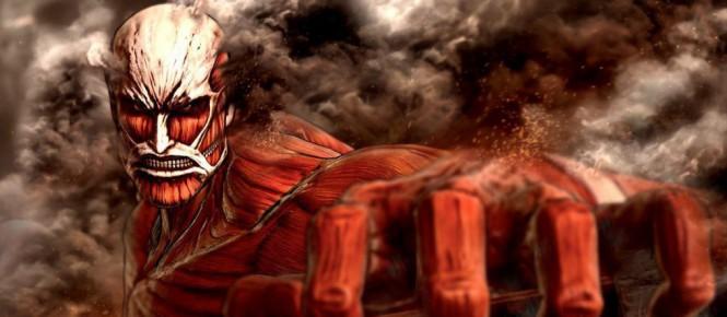 Des nouvelles d'Attack on Titan