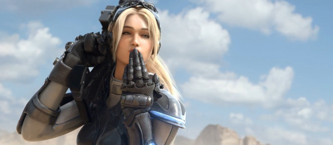 Nova de retour dans StarCraft II Legacy of the Void