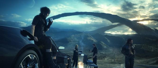 Où en est Final Fantasy XV ?
