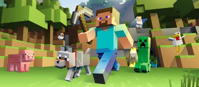 Minecraft bientôt sur Wii U ?