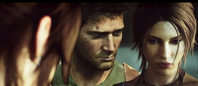 Un easter egg d'Uncharted dans Rise of Tomb Raider ?