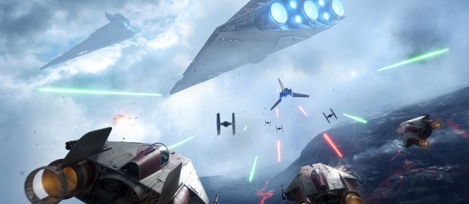 Star Wars Battlefront détaille son Season Pass