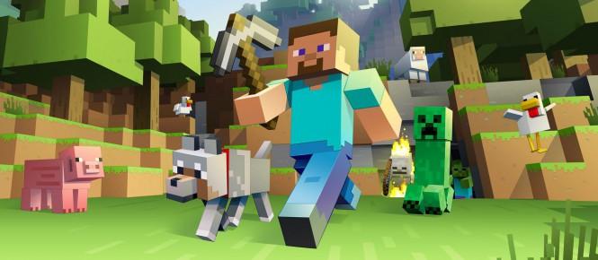 Le PEGI retire Minecraft Wii U de son site
