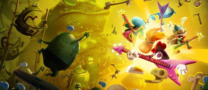 Rayman : 20 ans, 28 millions