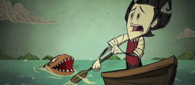 Bientôt l'early access pour Don't Starve Shipwrecked