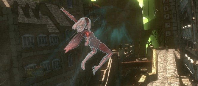 Un peu d'avance pour Gravity Rush Remastered
