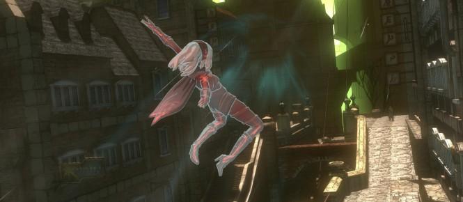 Un peu d'avance pour Gravity Rush Remastered