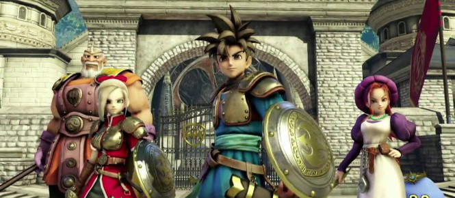 Dragon Quest Heroes bientôt sur Steam