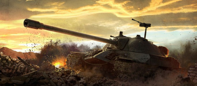 PS4 : une bêta pour World of Tanks