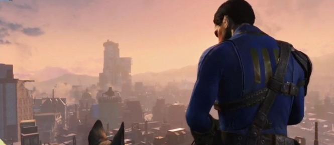 Premier patch PC pour Fallout 4