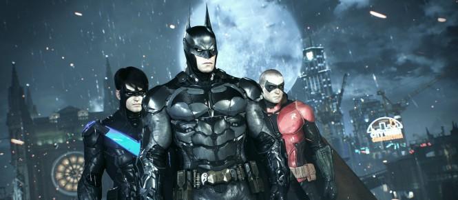 Batman Arkham Knight : du contenu en pagaille