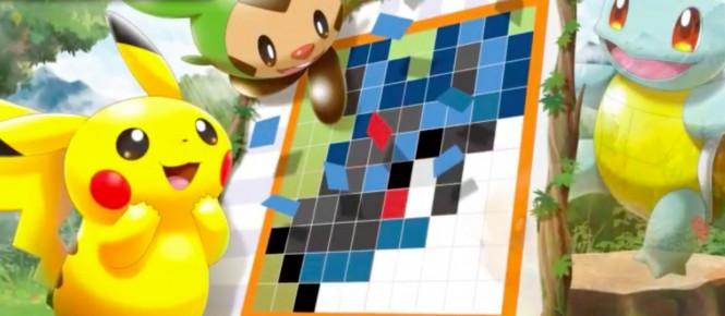 Une date pour Pokémon Picross