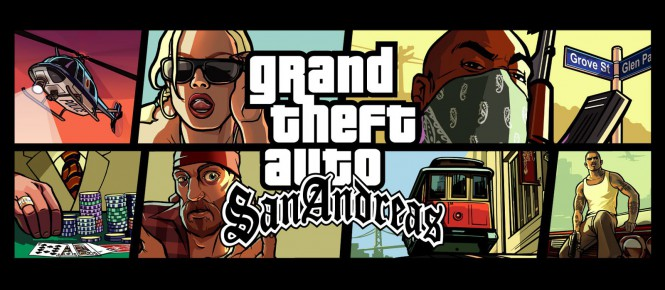 GTA San Andreas apparaît sur PS3