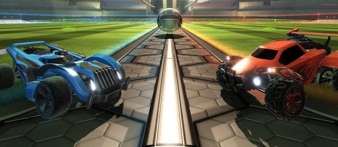 Rocket League s'officialise sur Xbox One