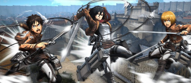 Attack on Titan : une date japonaise
