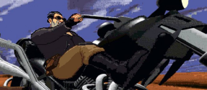 Full Throttle Remastered annoncé par Double Fine
