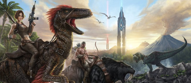 ARK arrive sur Xbox One