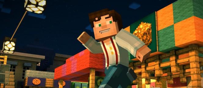 Minecraft Story Mode date son épisode 4