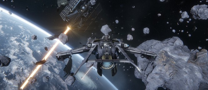 Plus de 100 millions de dollars pour Star Citizen