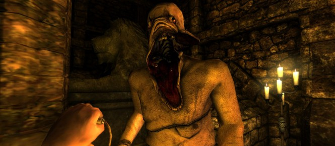 Frictional Games (Amnesia) rêve de PS4