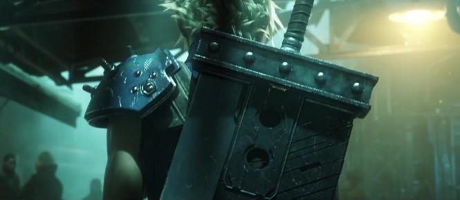 FF VII Remake : scénario bouclé pour la partie 1